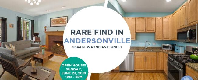 Andersonville - 5644 North Wayne Avenue Unit 1, Chicago, IL 60660