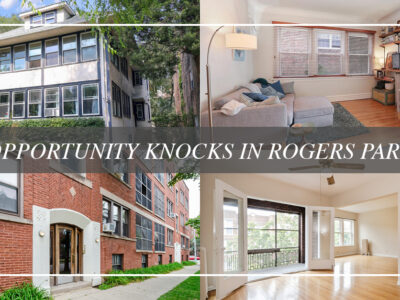 Rogers Park - 1408 West Jonquil Terrace Unit 3, Chicago, IL 60626