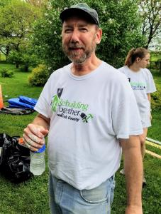 Rebuilding Together Frederick Board Member Roger Randall