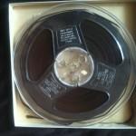 2 Original Audio Tape (1.5 millimeter acetate)