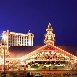 Boulder Station Hotel Las Vegas