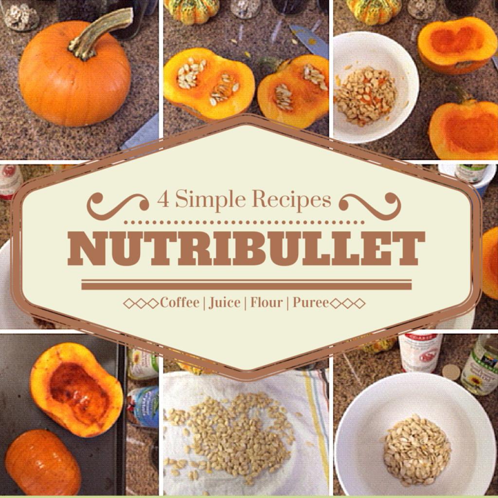 nutribullet recipe