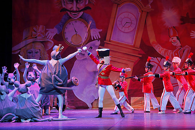nj ballet nutcracker