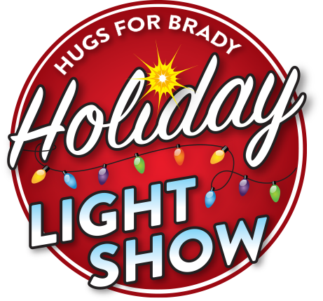 hugsforbrady-holidaylightshow-logo