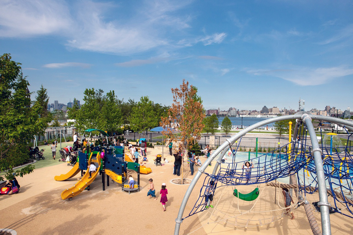 NJ playgrounds, New Jersey playgrounds, beachfront playgrounds, best playgrounds in New Jersey