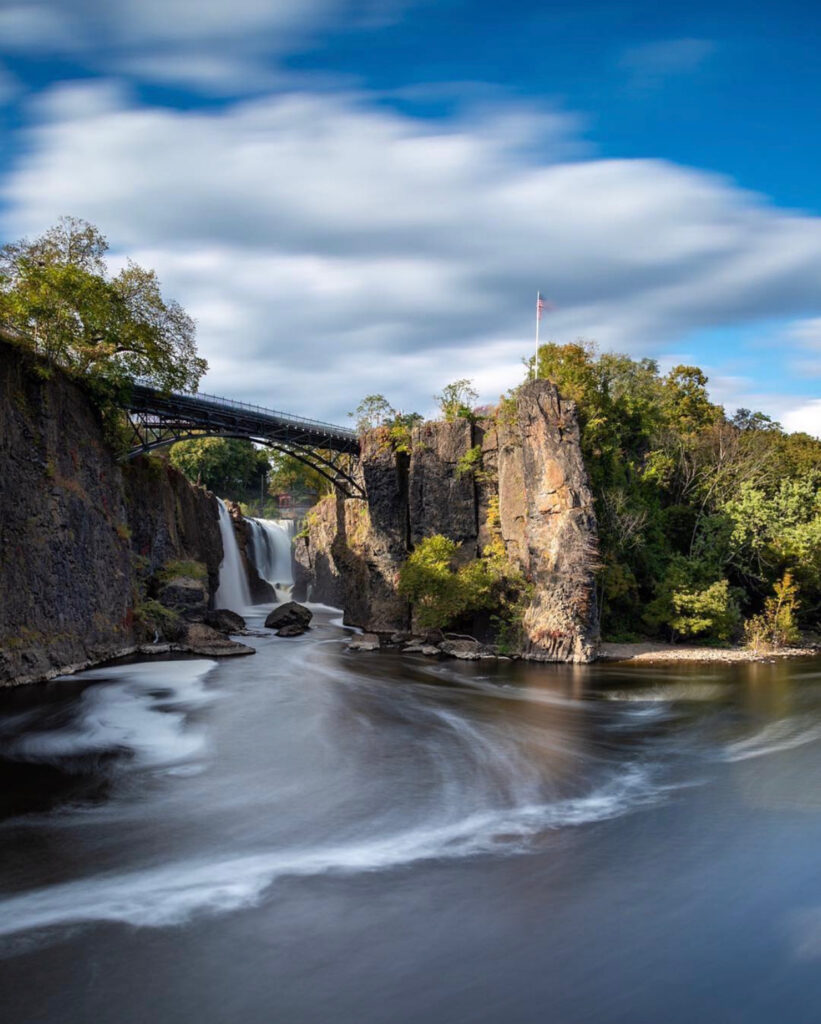 things to do in NJ, paterson great falls