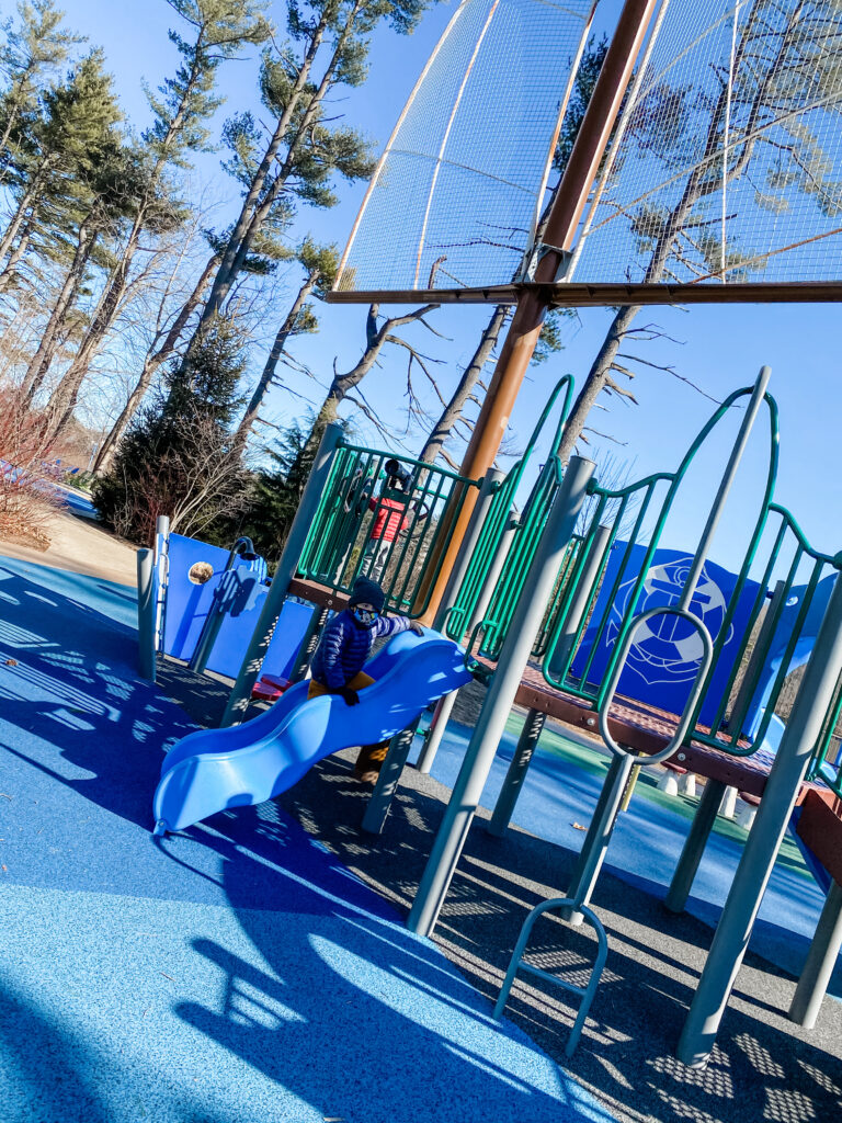 Regatta playground south Mountain Recreation Complex