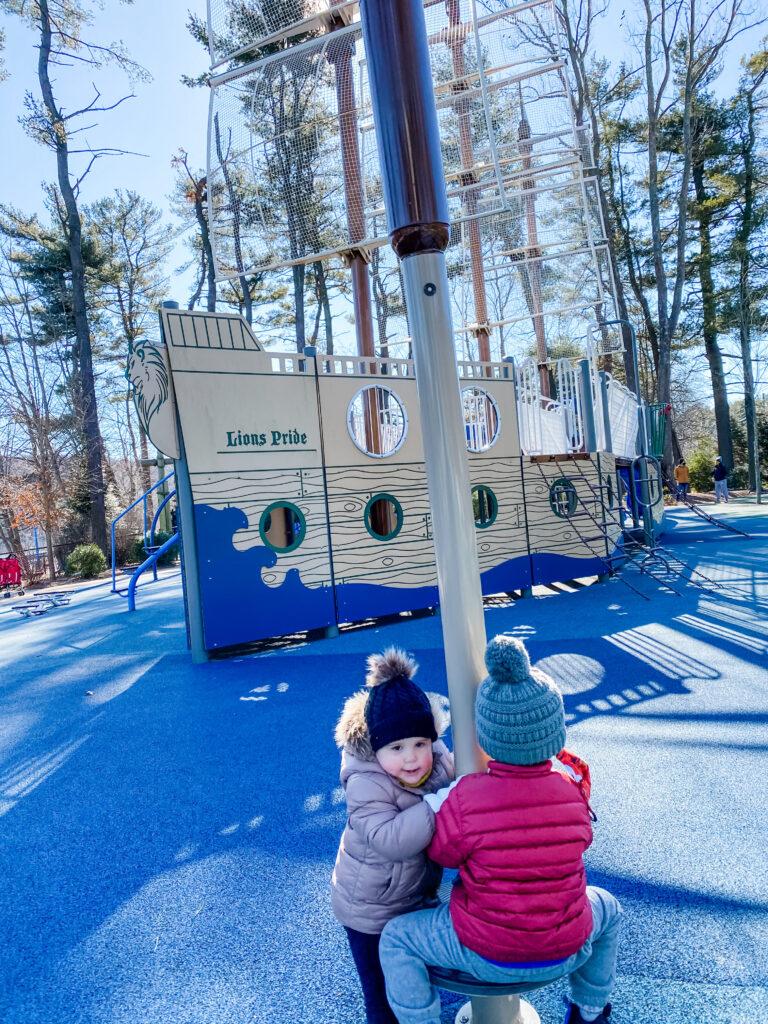 Regatta Playground south mountain