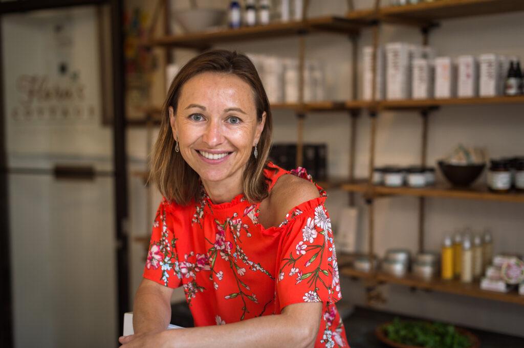 NJMOMpreneur, Flora's Cottage Organic Skincare