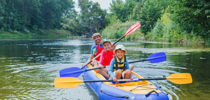Kayaking and Canoeing in NJ