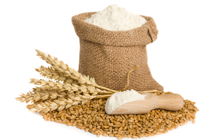 How eating flour can affect your skin