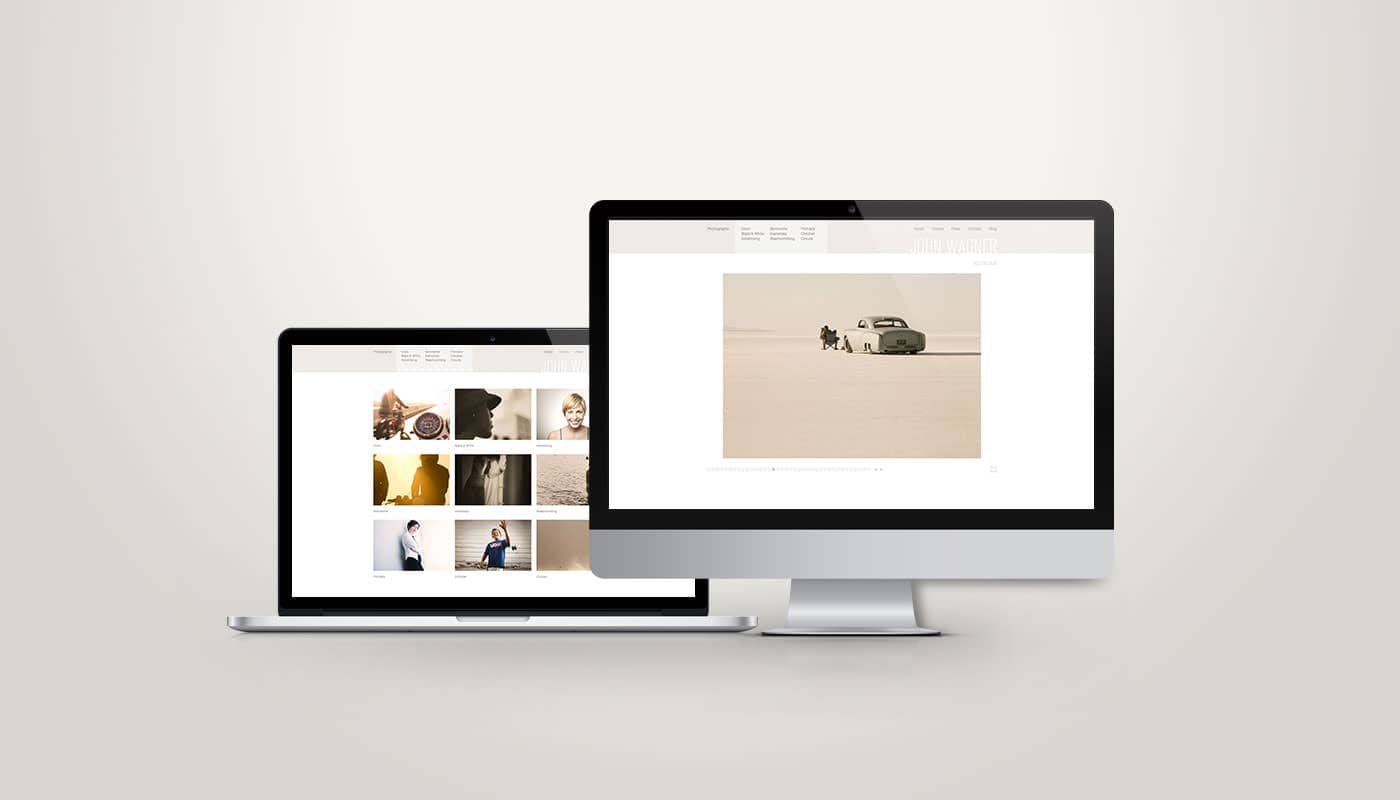 JohnWagnerPhoto_Website Design