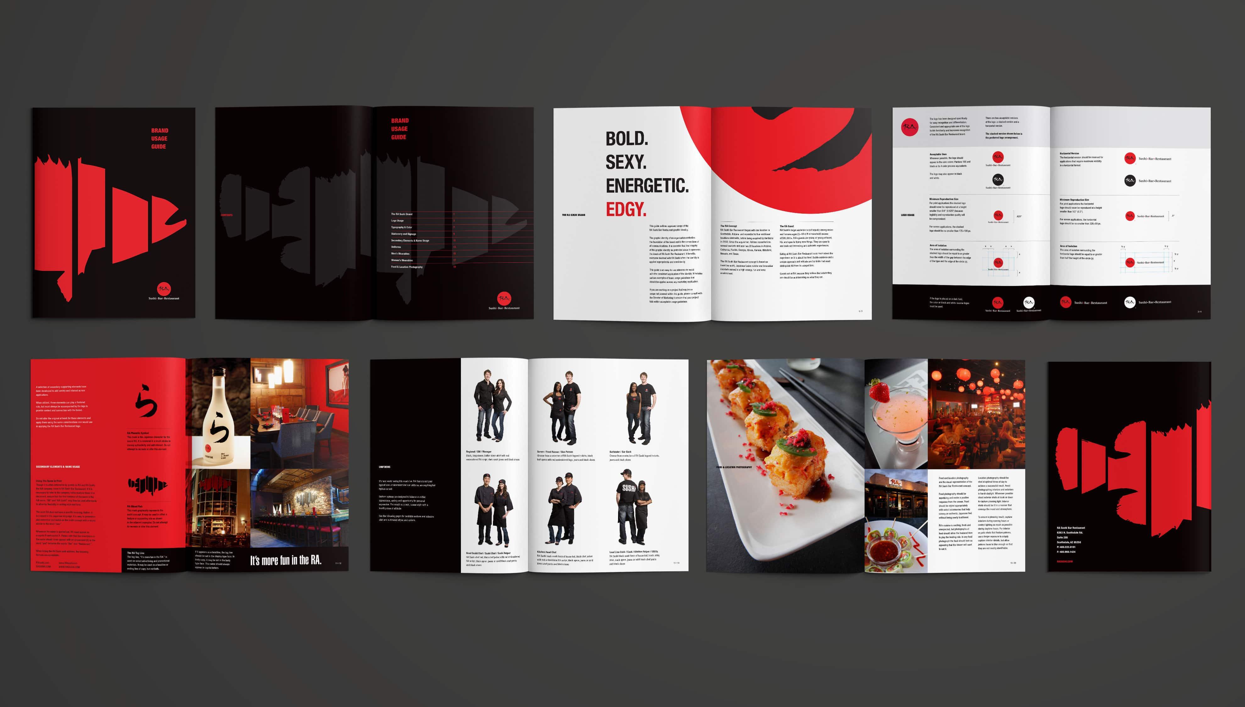 Branding work — Brand Standards