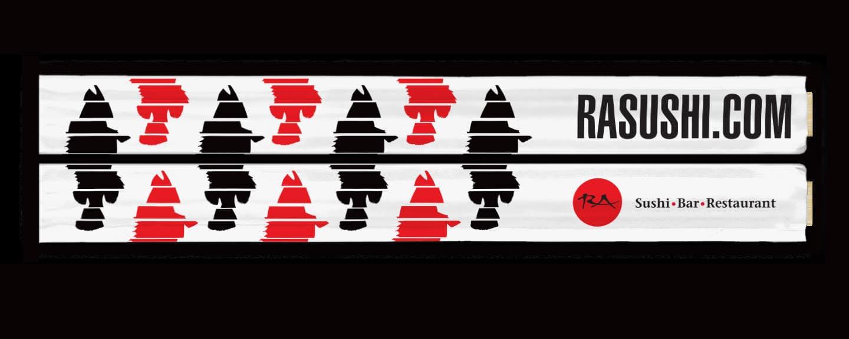 RA Sushi Branding: Packaging Design