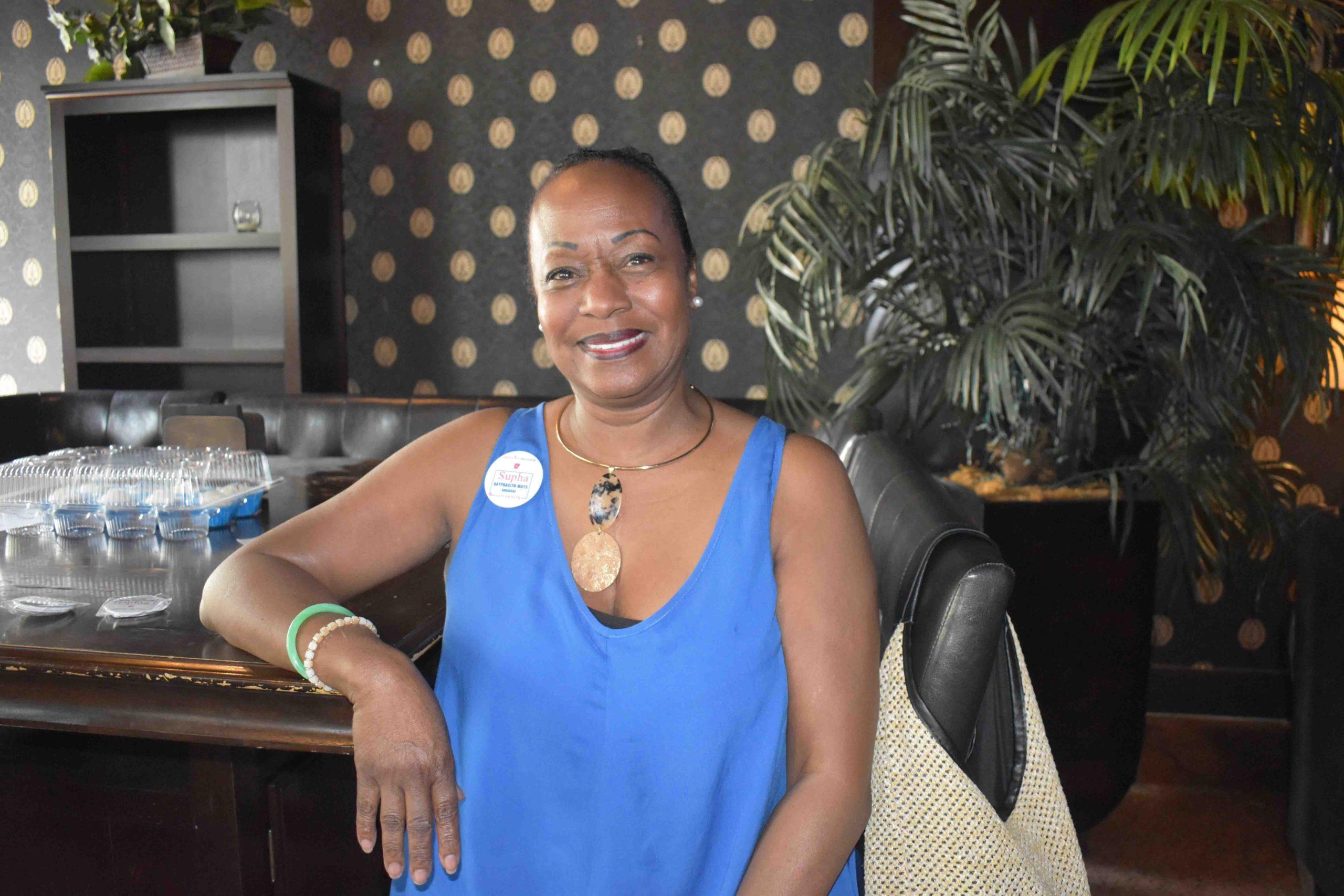 Bernice Mounsey (Ft. Smith)