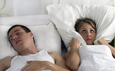 Snoring Solution: Look to the Pillow