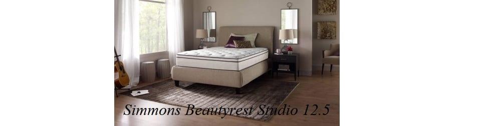 Simmons Beautyrest Studio Mattresses