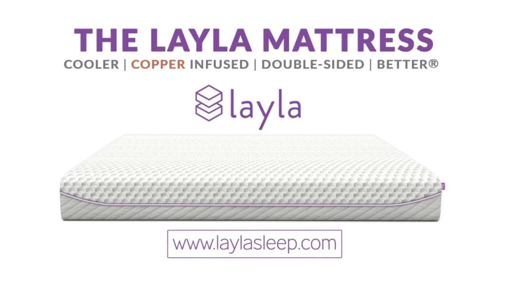 Layla Sleep Mattress Review