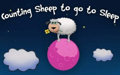 Trying to Sleep by Counting Sheep