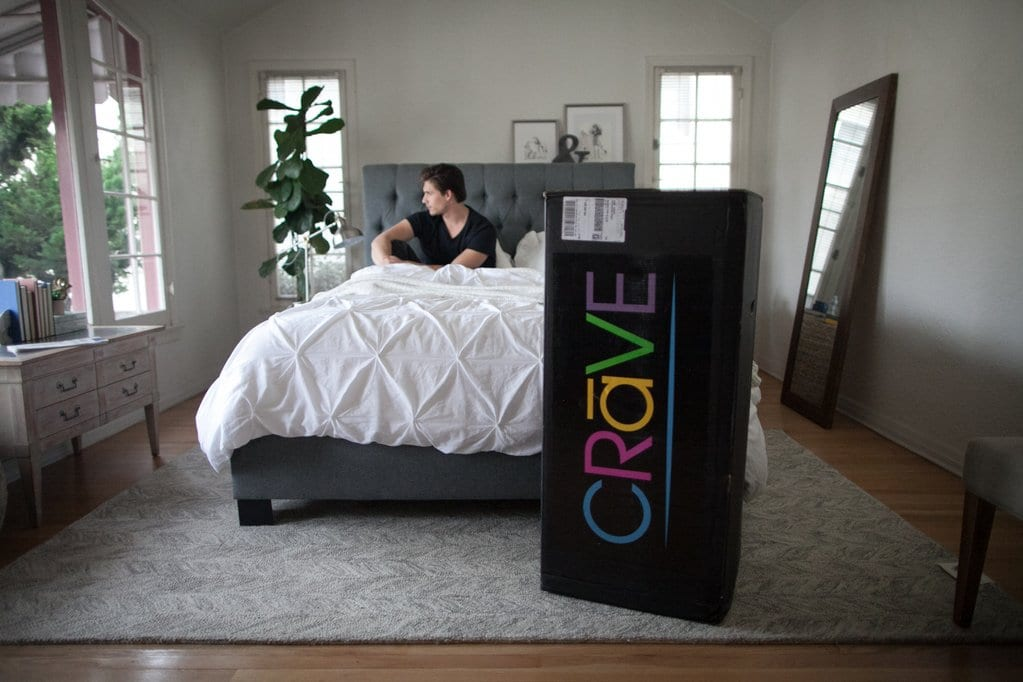crave mattress review, ratings, and information