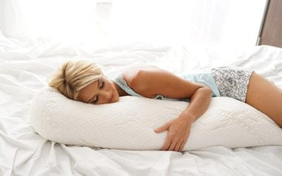 Top-Rated Body Pillows on Sleep Like the Dead
