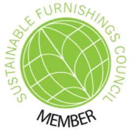 Sustainable Furnishings Counciil membershio seal