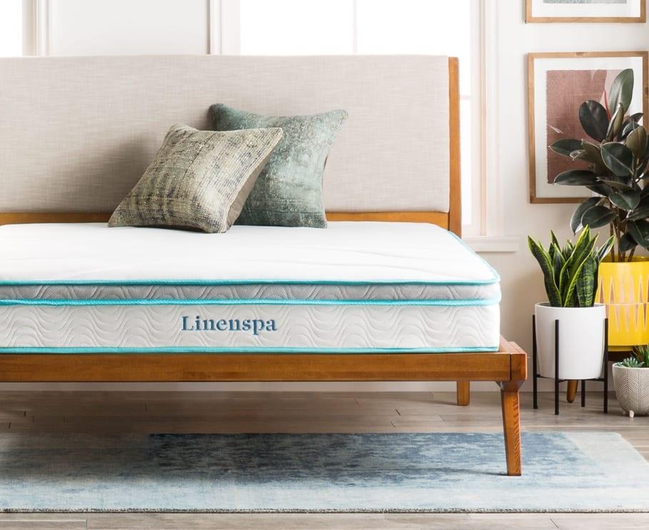 Linenspa Mattress and Pillow Review Bedding
