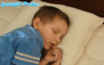 Snuggle-Pedic Toddler & Kids Pillow