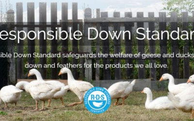 Responsible Down Standard (RDS)