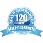 120-Day Sleep Guarantee