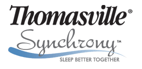 Thomasvill Synchrony logo