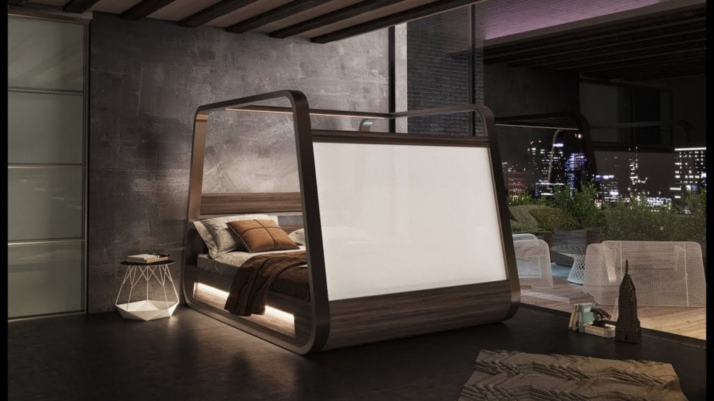Smart Bed Technology helps you get a better night sleep