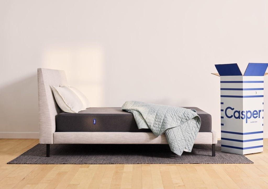 The Casper Essential Mattress Review Bed In A Box