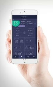 Eight Smart Mattress Controll
