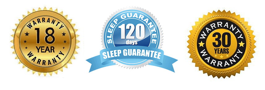 Flex-Tech Warranties and Sleep Guarantee