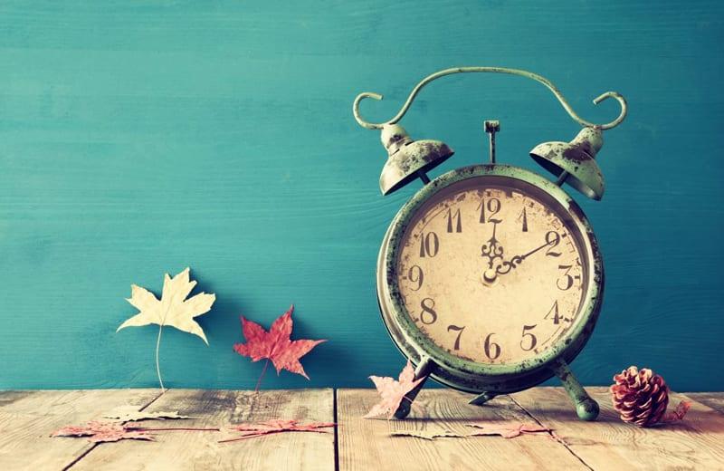 Sleep Habits Time Change for Better Sleep