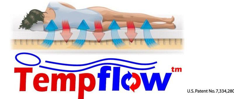Tempflow Airflow Transfer System logo