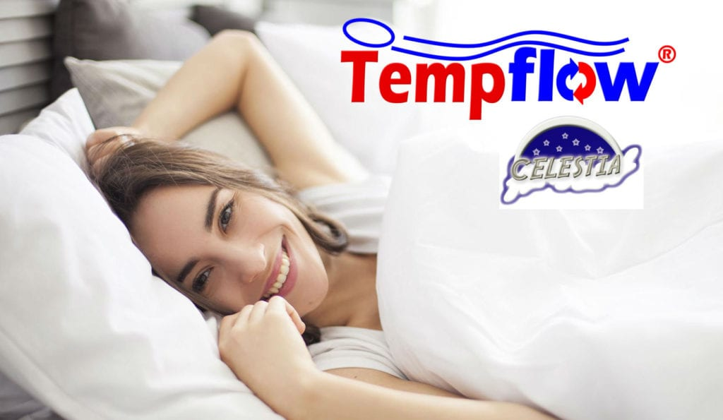 Tempflow Celestia Mattress by Relief-Mart 2