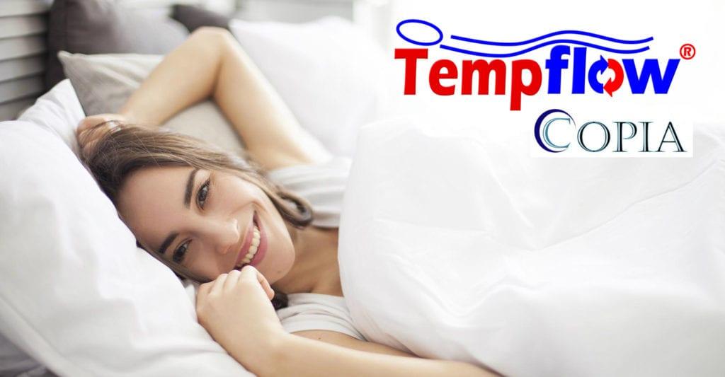 Tempflow Copia Mattress by Relief-Mart