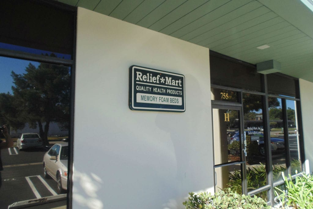Relief Mart - Quality Health Products - Memory Foam Beds