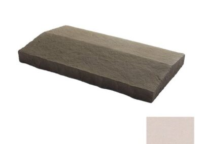 Flagstone Sloped Wall Cap Champagne