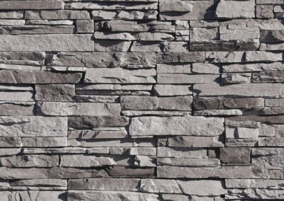 Stacked Stone Silver Lining