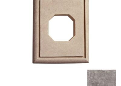 Utility Lightbox Taupe