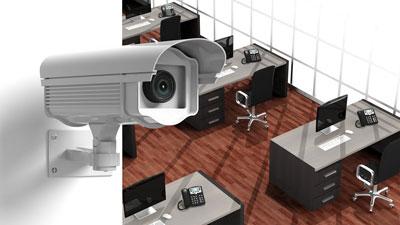 company video surveillance