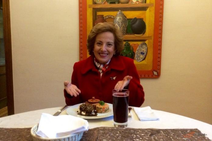 La fuerza y la alegría de México a través de su embajadora