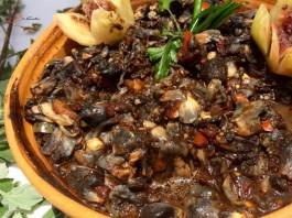 Huitlacoche frito