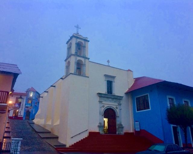 Real del Monte, Hidalgo: Delicioso y mágico despertar