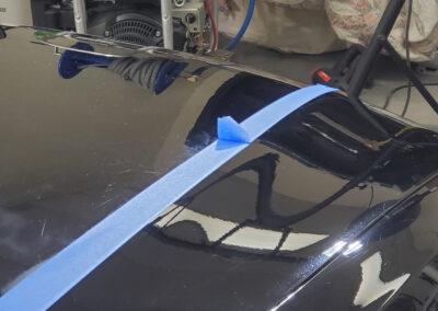 2015 Audi A5 Paint Correction & 5 year Aviation Grade Ceramic