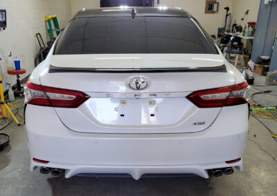 Pearl is Popping on 2020 Coated Camry