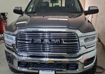 2020 Dodge Ram gets 5-Year Aviation Ceramic Coating